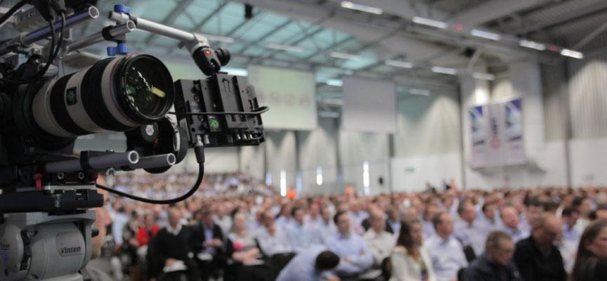 Production Diary April 24th – Training Seminar Video Shoot