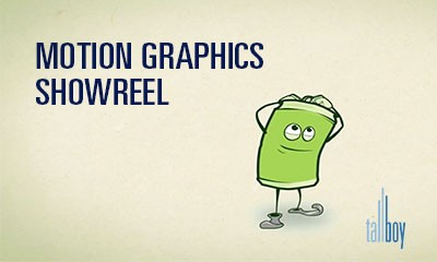 Showreel – Motion Graphics