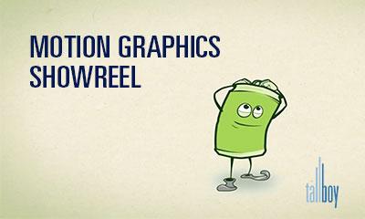 Showreel – Motion Graphics