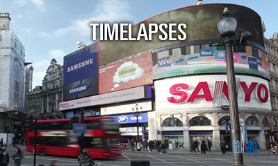 Showreel – Time-lapse Video