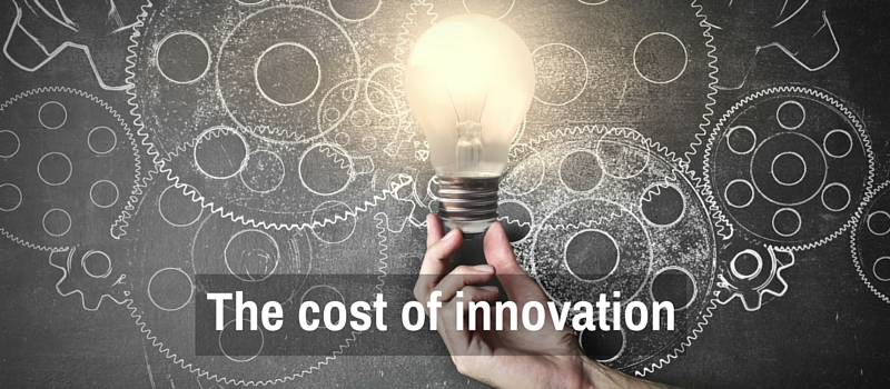 Moving on: the cost of innovation