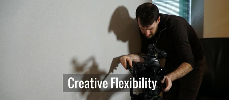 Creative flexibility
