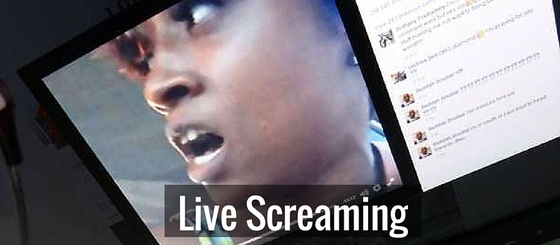 Live Screaming