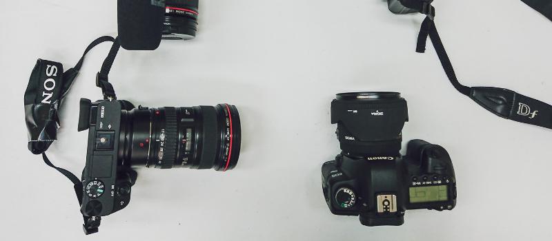 Best DSLR vlogging camera