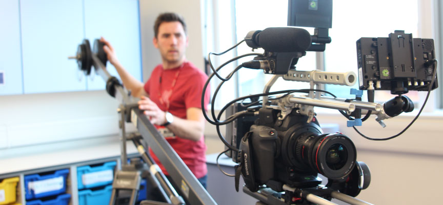 Production Diary January 19th – Corporate Video Production