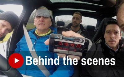 Behind the scenes – Mercedes Benz World Video