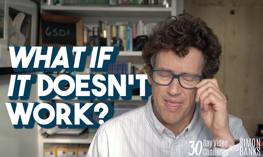 What if video doesn't work?