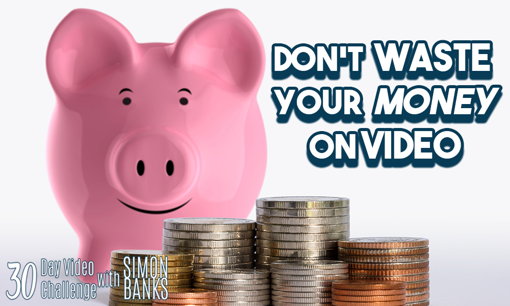 Don't waste your money on video