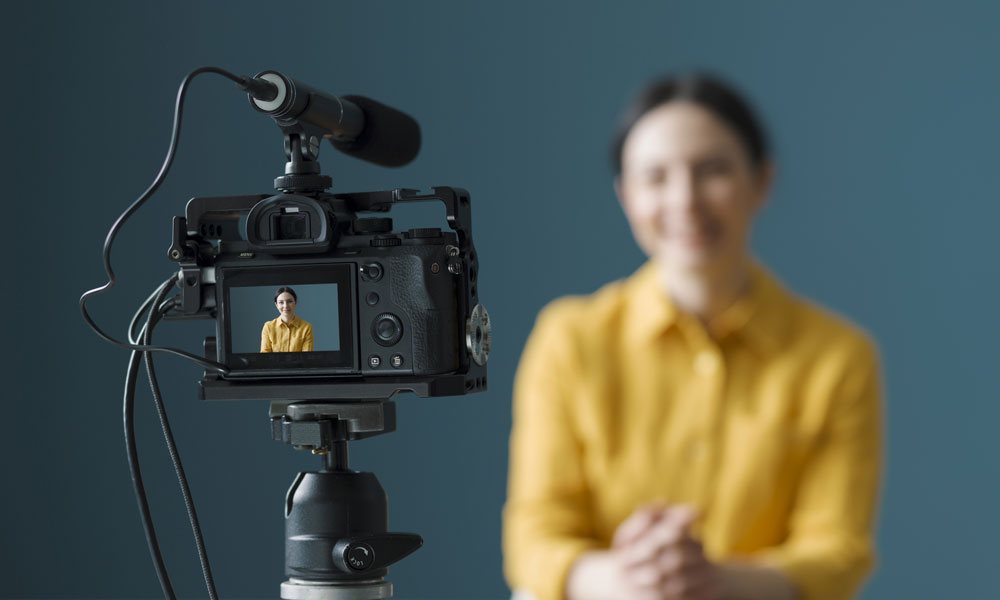 Video Consultant Expert Tips to Elevate Your Video Blog Image